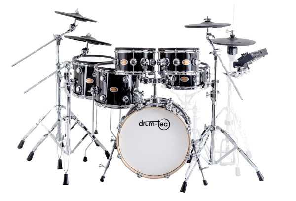 drum-tec Jam NG BIG Rock mit Roland TD-17 (black)