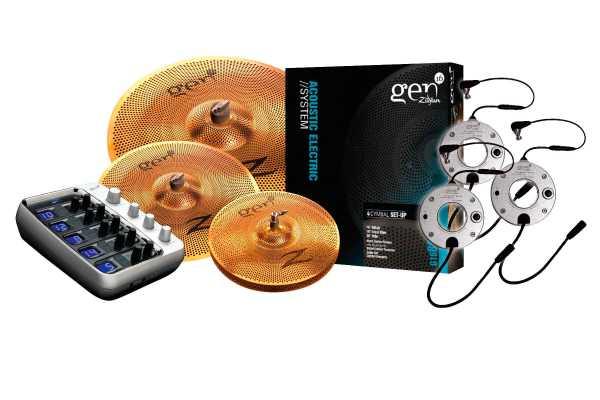 zildjian gen16 bb cymbal box set 368 g16bs2ds drum tec. Black Bedroom Furniture Sets. Home Design Ideas