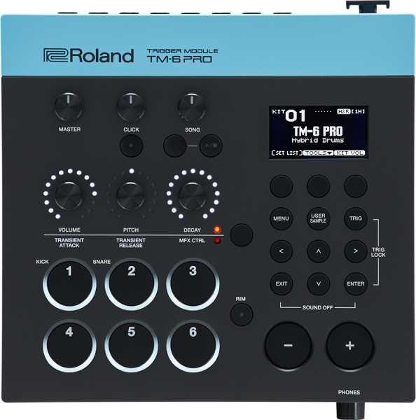 Roland TM-6 PRO Trigger Module