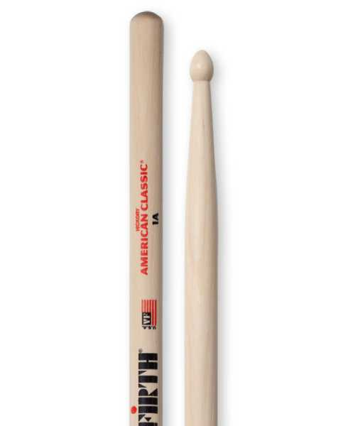 VIC Firth American Classic 1A Drumsticks