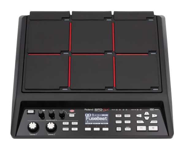 Roland SPD-SX Sampling Pad  dd64d4d6920e