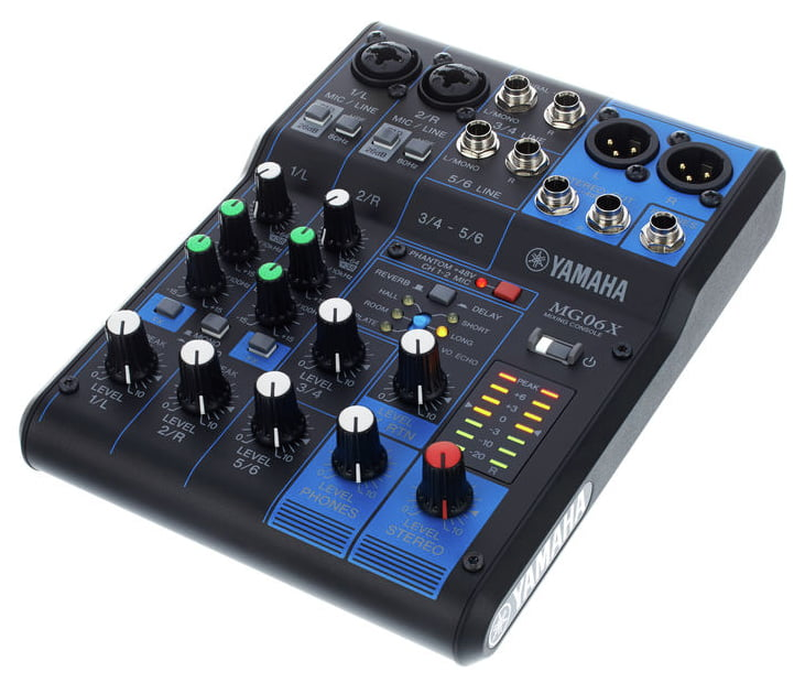 Mg06x Yamaha