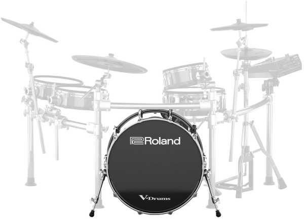 """Roland KD-A22 Umbau Satz für Akustische 22"""" BD"""