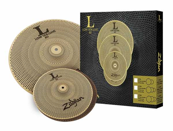 ZILV38 - Zildjian L80 Low Volume Serie 38