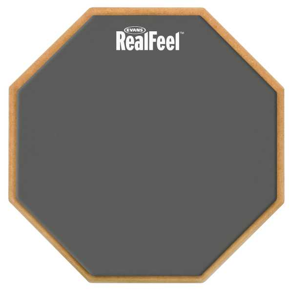 "Evans Practice Pad 12"" Realfeel"