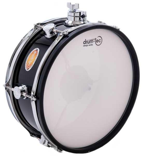 "drum-tec diabolo mesh head pad 12"" x 5"" (black)"