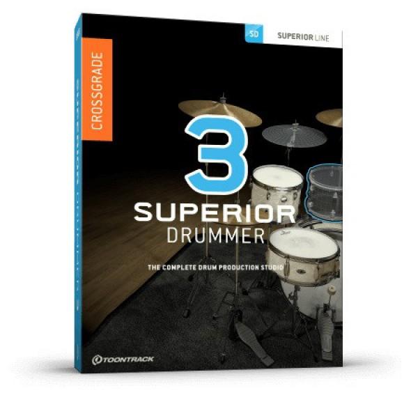 Toontrack Superior Drummer 3 0 Crossgrade From Ez Drummer 2 0 Download Drum Tec