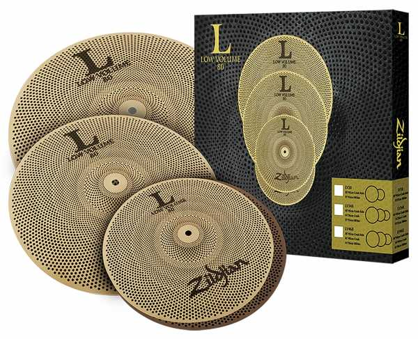 ZILV468 - Zildjian L80 Low Volume Serie 468,
