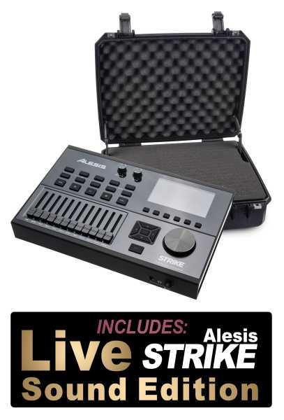 Alesis Strike Performance Drum Modul Case Bundle