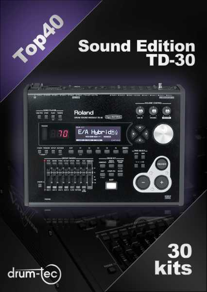 Top 40 Sound Edition Roland TD-30