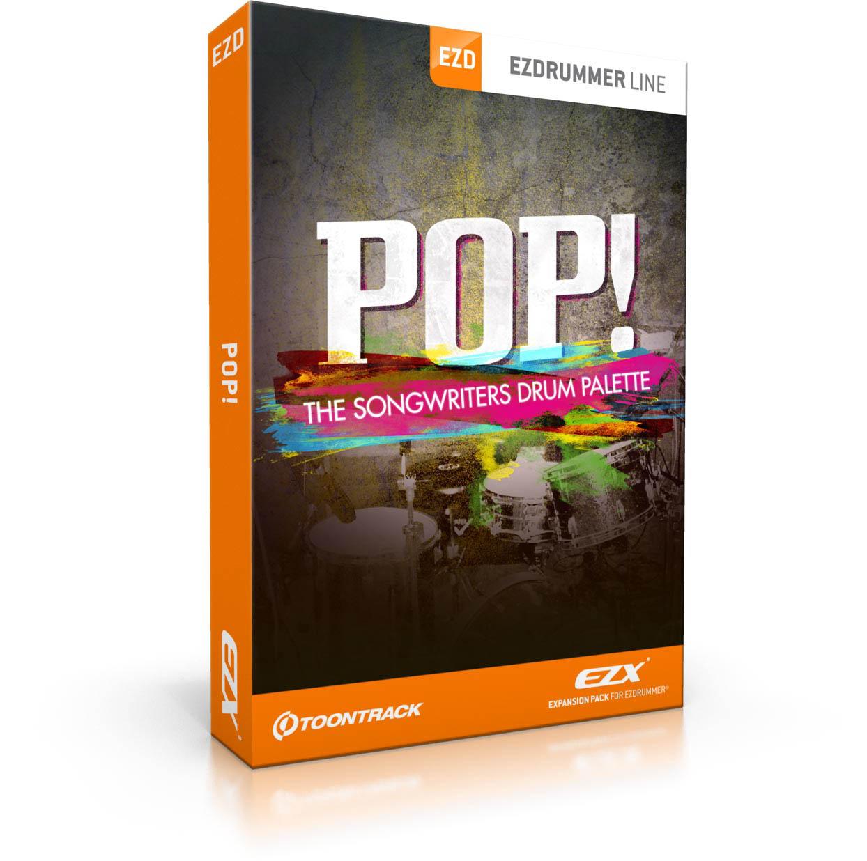 Toontrack POP! EZX [Download]