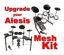 Alesis mesh head upgrade | Meshheads