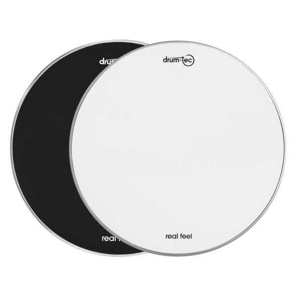 drum-tec real feel Mesh Head