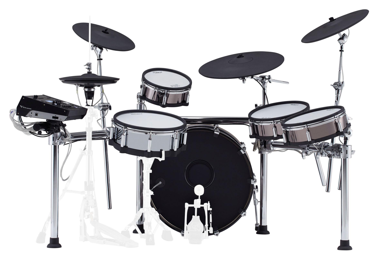 Roland TD-50KVX - the V-Drums Stage Set with Sound Edition