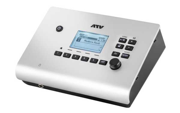 ATV xD3 Electronic Drum Module