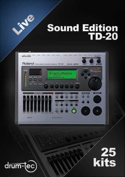 Live Sound Edition Roland TD-20