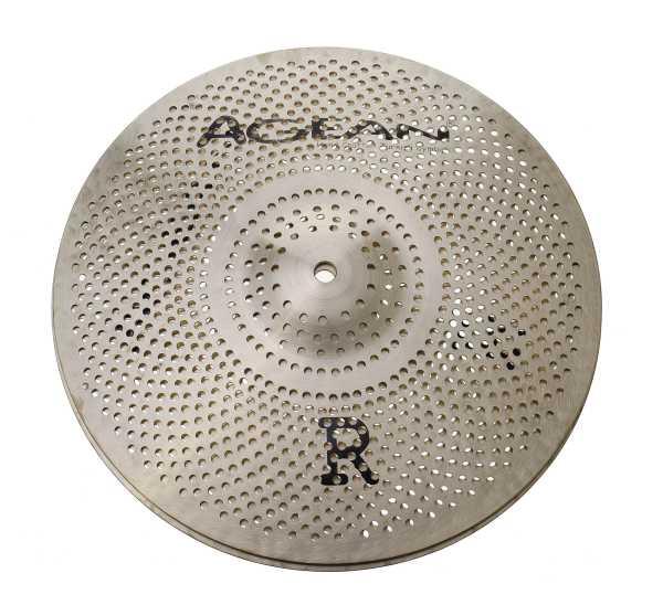 agean r low noise 13 hi hat real feel practice hi hat cymbal drum tec. Black Bedroom Furniture Sets. Home Design Ideas