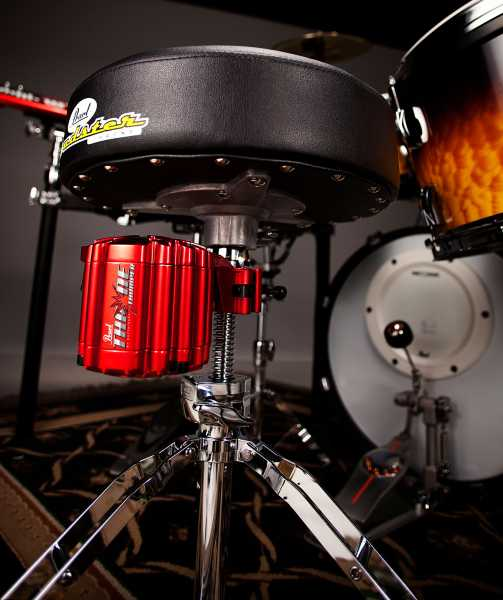 pearl thmp1 throne thumper bass shaker drum tec. Black Bedroom Furniture Sets. Home Design Ideas