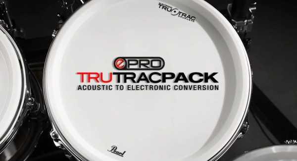 """Pearl Tru Trac 16"""" TTP16 Drum Head"""